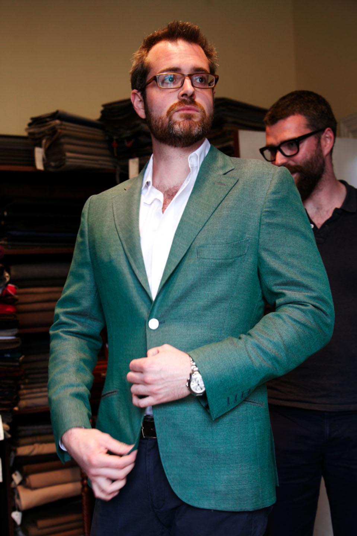 Trend Custom Tailors - journal